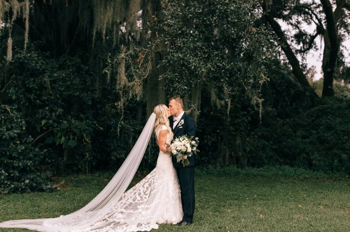 Our Wedding Day in Charleston